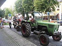Ferienprogramm 2008 - Traktorfahrt