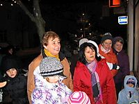 Adventkalenderöffnung 2010